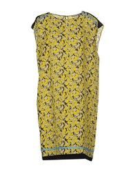 Massimo Rebecchi Dresses Short Dresses Women Yellow