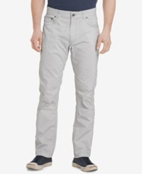 G.H. Bass And Co. Men's Cliff Peak Classic Fit Stretch Pants High Rise
