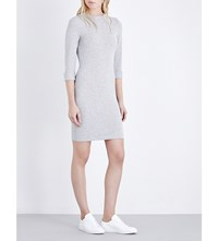 French Connection Summer Sundan Jersey Dress Grey