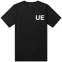 Uniform Experiment 832019 Tee Black