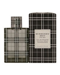 Burberry Brit Men's Eau De Toilette 1.7 Oz. 50 Ml