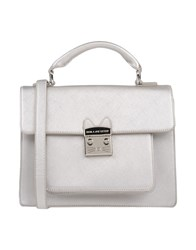 Paul And Joe Sister Handbags Silver