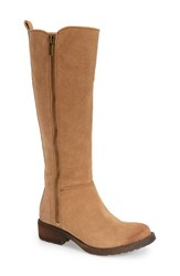 Women's Lucky Brand 'Desdie' Tall Boot Aztec Leather