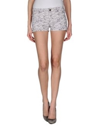 By Zoe Denim Shorts White