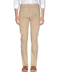 Julien David Casual Pants Sand
