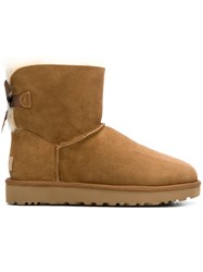 Ugg Australia Bailey Ankle Boots Brown