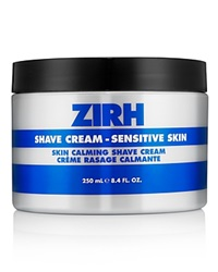 Zirh Shave Cream Sensitive Skin Skin Calming No Color