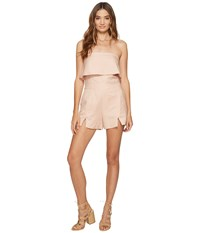 Dolce Vita Nelson Romper Dusty Rose Women's Jumpsuit And Rompers One Piece Pink