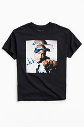 Urban Outfitters Tupac Blues Tee Black