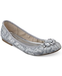 Marc Fisher Cadassi Jeweled Ballet Flats Women's Shoes