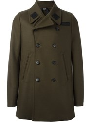 N 21 No21 Classic Medium Peacoat Green