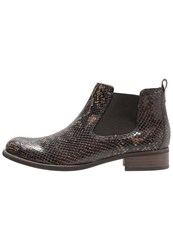Gabor Ankle Boots Moro Brown