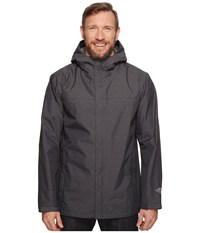 Columbia Big Tall Diablo Creek Rain Jacket Shark Men's Coat Gray