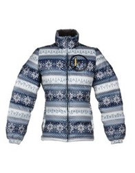 The Royal Pine Club Down Jackets Dark Blue