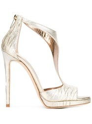 Jimmy Choo Lana 120 Sandals Nude Neutrals
