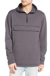 The Rail Men's Knit Pullover Anorak