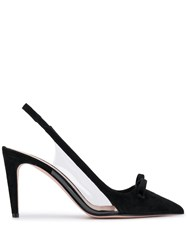 Red Valentino Sandie Court Shoes Black