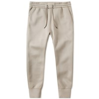 Helmut Lang Taped Jersey Sweat Pant Green