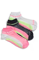 Women's Zella 'Fitness' Liner Socks 3 Pack
