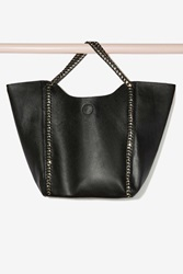 Nasty Gal Chain Attraction Oversized Tote Bag