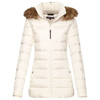 Tommy Hilfiger Tyra Down Jacket White