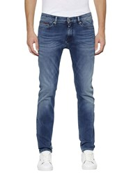 Tommy Hilfiger Denim Dynamic Stretch Scanton Slim Fit Jeans Faded Blue