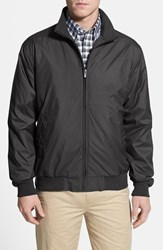 Men's Peter Millar 'Austin' Lightweight Jacket Black