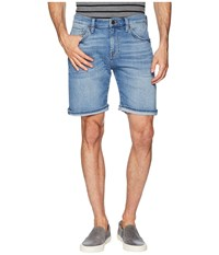 Mavi Jeans Brian Shorts In Mid Used Mid Used Blue