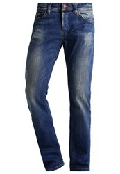 Ltb Hollywood Straight Leg Jeans Timor Wash Blue Denim