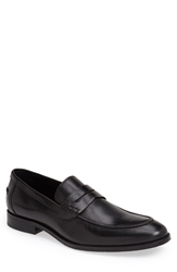 Gordon Rush 'Conway' Penny Loafer Men Black