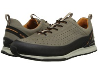 Allrounder By Mephisto Ajalo Warm Grey Oiled Nubuck Men's Shoes Gray