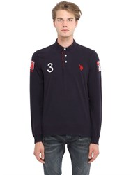 U.S. Polo Assn. St. Moritz Team Cotton Jersey