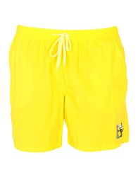 Ice Iceberg Swim Trunks Yellow