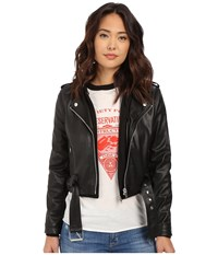 Obey One Love Jacket Black Women's Coat