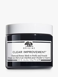 Origins Clear Improvementtm Charcoal Honey Mask To Purify And Nourish 75Ml
