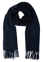 Polo Ralph Lauren Scarf Hunter Navy Indigo Dark Blue