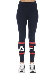 Fila Urban Logo Techno Leggings Navy