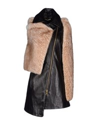 Bouchra Jarrar Coats And Jackets Fur Outerwear Women