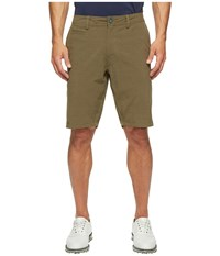 Linksoul Ls651 Boardwalker Shorts Army Men's Shorts Green