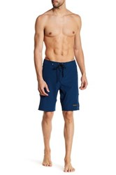 United By Blue Classic Boardshort Blue