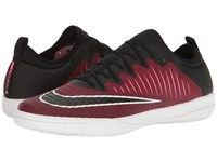 Nike Mercurialx Finale Ii Ic Team Red Black Racer Pink White Men's Soccer Shoes Brown