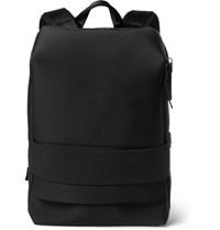 Y 3 Qasa Neoprene And Mesh Backpack Black