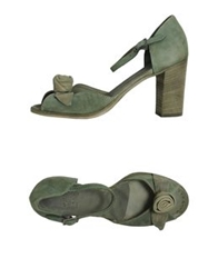 Pantofola D'oro High Heeled Sandals Camel