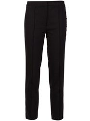 Adam By Adam Lippes Cigarette Pants Black