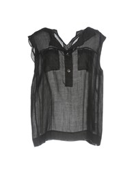 Collection Privee Tops Black