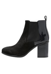 Sonia Rykiel By Ankle Boots Black Midnight