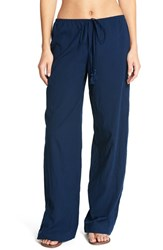 Women's Tommy Bahama Cover Up Pants Mare Navy