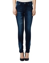 Buffalo David Bitton Skinny Leg Jeans Dark Indigo