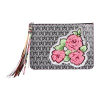 Liberty London Richard Quinn Iphis Large Pouch Pink