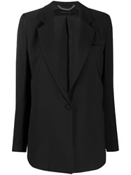 Federica Tosi Fitted Single Breasted Blazer 60